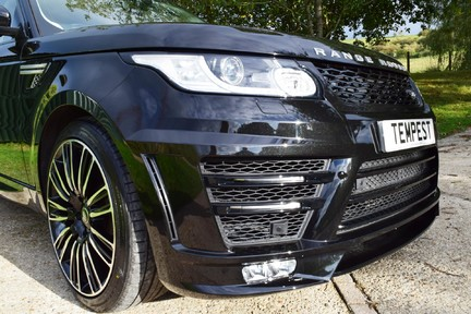 Land Rover Range Rover Sport Sport HSE 3.0 SDV Riviera Appearance Pack 48