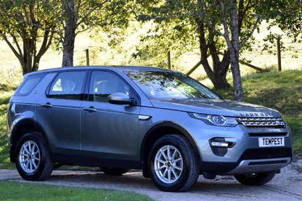 Land Rover Discovery Sport Sport HSE Si4 Automatic 1