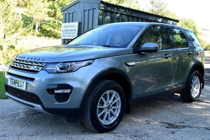 Land Rover Discovery Sport Sport HSE Si4 Automatic 2