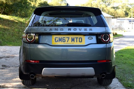 Land Rover Discovery Sport Sport HSE Si4 Automatic 3