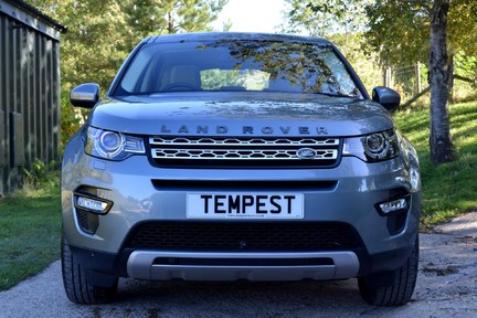 Land Rover Discovery Sport Sport HSE Si4 Automatic 4