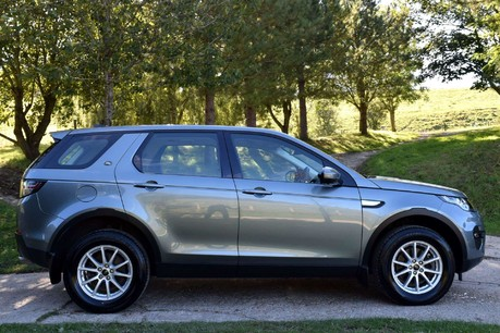 Land Rover Discovery Sport Sport HSE Si4 Automatic Technical Data
