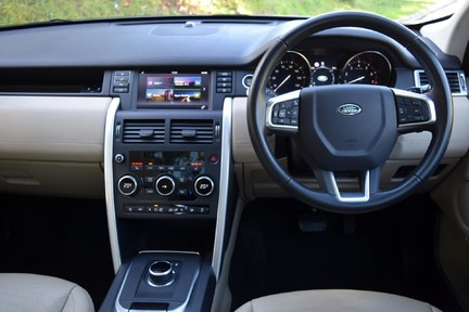 Land Rover Discovery Sport Sport HSE Si4 Automatic 7