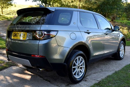 Land Rover Discovery Sport Sport HSE Si4 Automatic 12