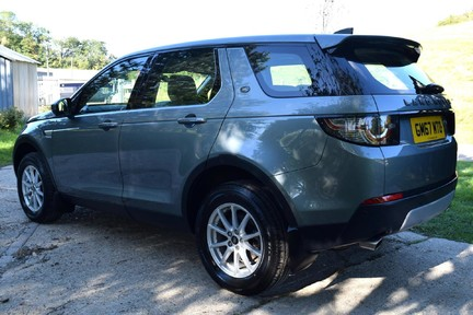 Land Rover Discovery Sport Sport HSE Si4 Automatic 14