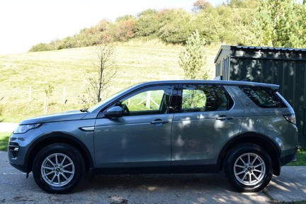 Land Rover Discovery Sport Sport HSE Si4 Automatic 13