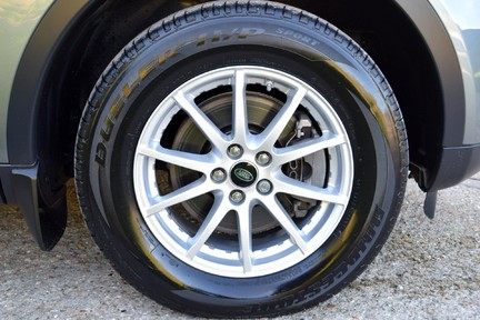 Land Rover Discovery Sport Sport HSE Si4 Automatic 17