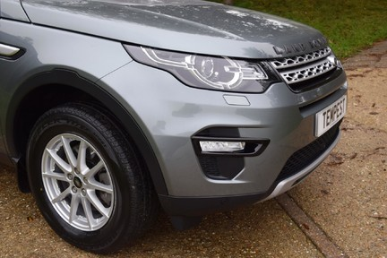 Land Rover Discovery Sport Sport HSE Si4 Automatic 15