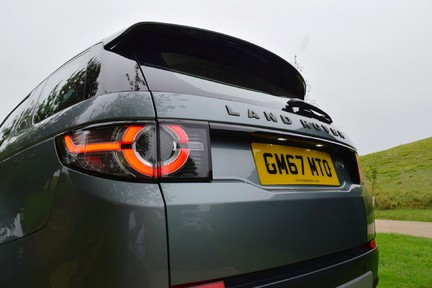 Land Rover Discovery Sport Sport HSE Si4 Automatic 34