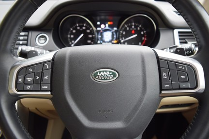 Land Rover Discovery Sport Sport HSE Si4 Automatic 19