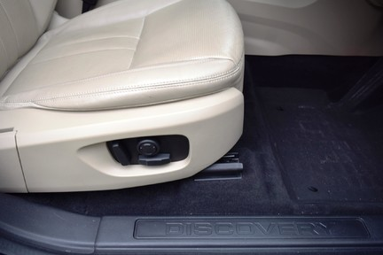 Land Rover Discovery Sport Sport HSE Si4 Automatic 21