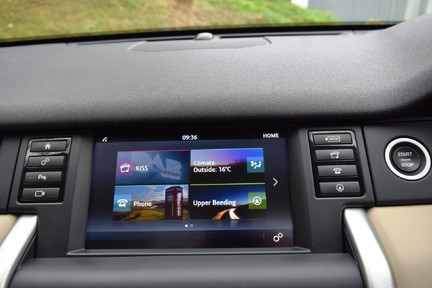 Land Rover Discovery Sport Sport HSE Si4 Automatic 28