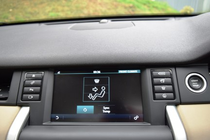 Land Rover Discovery Sport Sport HSE Si4 Automatic 29