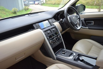 Land Rover Discovery Sport Sport HSE Si4 Automatic 33