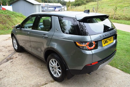 Land Rover Discovery Sport Sport HSE Si4 Automatic 35