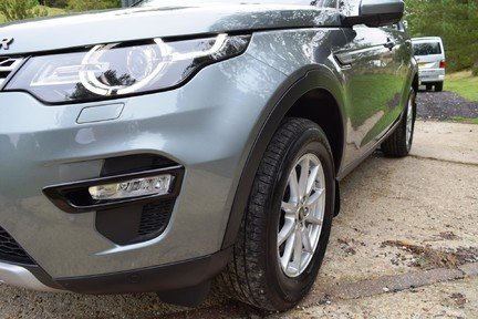 Land Rover Discovery Sport Sport HSE Si4 Automatic 36