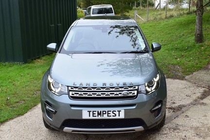 Land Rover Discovery Sport Sport HSE Si4 Automatic 38