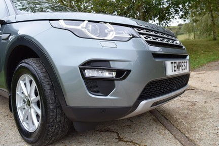 Land Rover Discovery Sport Sport HSE Si4 Automatic 39