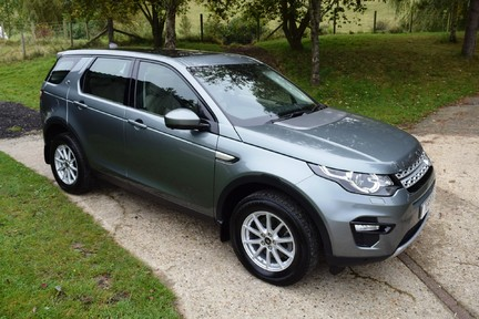 Land Rover Discovery Sport Sport HSE Si4 Automatic 40