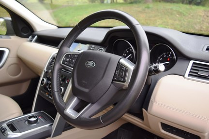 Land Rover Discovery Sport Sport HSE Si4 Automatic 41