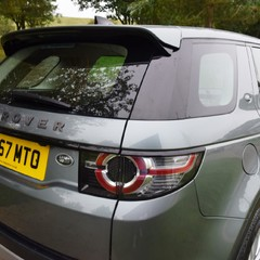 Land Rover Discovery Sport Sport HSE Si4 Automatic 16