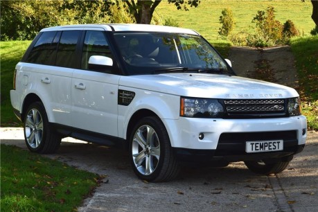 Land Rover Range Rover Sport Hse (Black Edition)