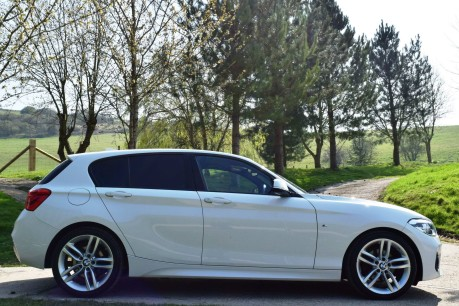 BMW 1 Series M Sport Technical Data