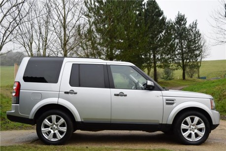 Land Rover Discovery Hse Sdv6 Auto Technical Data