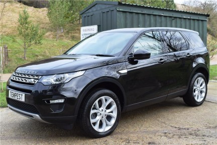 Land Rover Discovery Sport HSE Auto (Glass Roof+7 Seats) 2