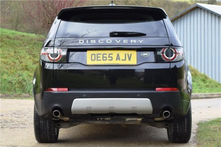 Land Rover Discovery Sport HSE Auto (Glass Roof+7 Seats) 3