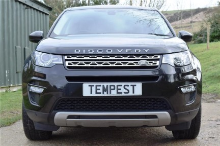 Land Rover Discovery Sport HSE Auto (Glass Roof+7 Seats) 4