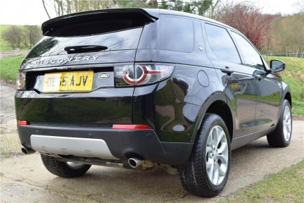 Land Rover Discovery Sport HSE Auto (Glass Roof+7 Seats) 12