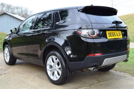 Land Rover Discovery Sport HSE Auto (Glass Roof+7 Seats) 14