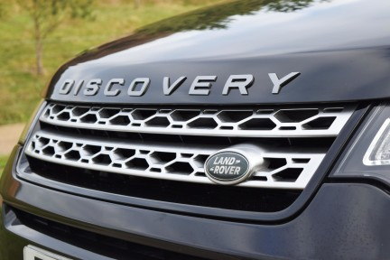 Land Rover Discovery Sport HSE Auto (Glass Roof+7 Seats) 22