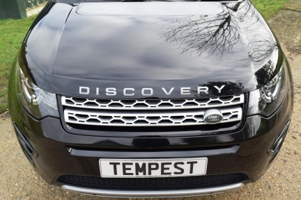Land Rover Discovery Sport HSE Auto (Glass Roof+7 Seats) 23