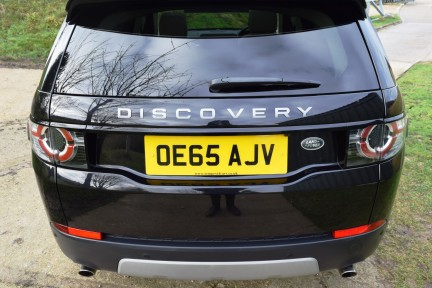 Land Rover Discovery Sport HSE Auto (Glass Roof+7 Seats) 24
