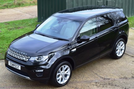 Land Rover Discovery Sport HSE Auto (Glass Roof+7 Seats) 25