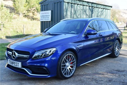 Mercedes-Benz C Class C63s High Specification 2