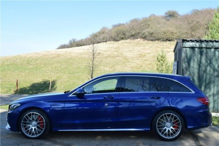 Mercedes-Benz C Class C63s High Specification 13