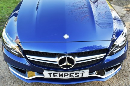 Mercedes-Benz C Class C63s High Specification 22