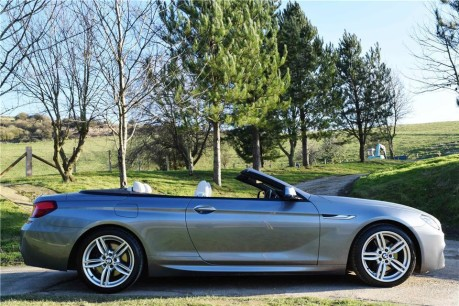 BMW 6 Series M Sport Auto Technical Data