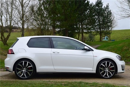 Volkswagen Golf Gti Launch 5