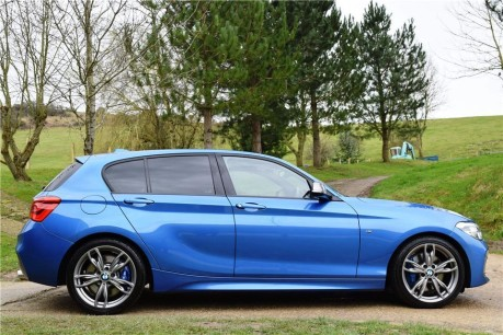 BMW 1 Series Auto Technical Data
