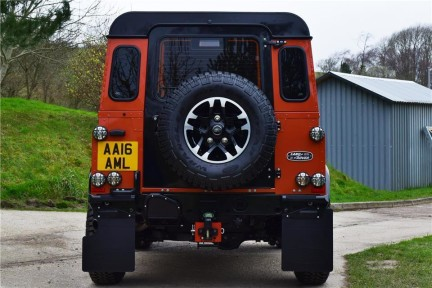 Land Rover Defender 90 Adventure (Only 300 miles) No Vat 3
