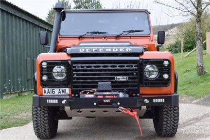 Land Rover Defender 90 Adventure (Only 300 miles) No Vat 4