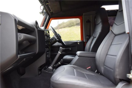 Land Rover Defender 90 Adventure (Only 300 miles) No Vat 6