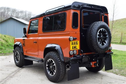 Land Rover Defender 90 Adventure (Only 300 miles) No Vat 14