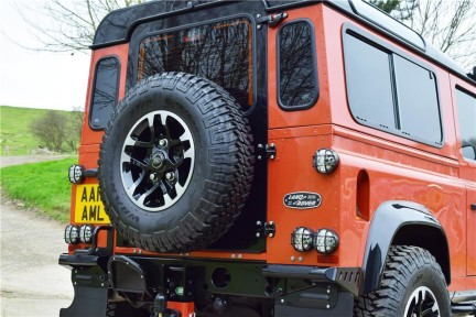 Land Rover Defender 90 Adventure (Only 300 miles) No Vat 16