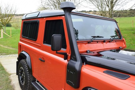 Land Rover Defender 90 Adventure (Only 300 miles) No Vat 21