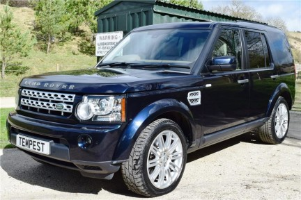 Land Rover Discovery Hse Sdv6 Auto 2